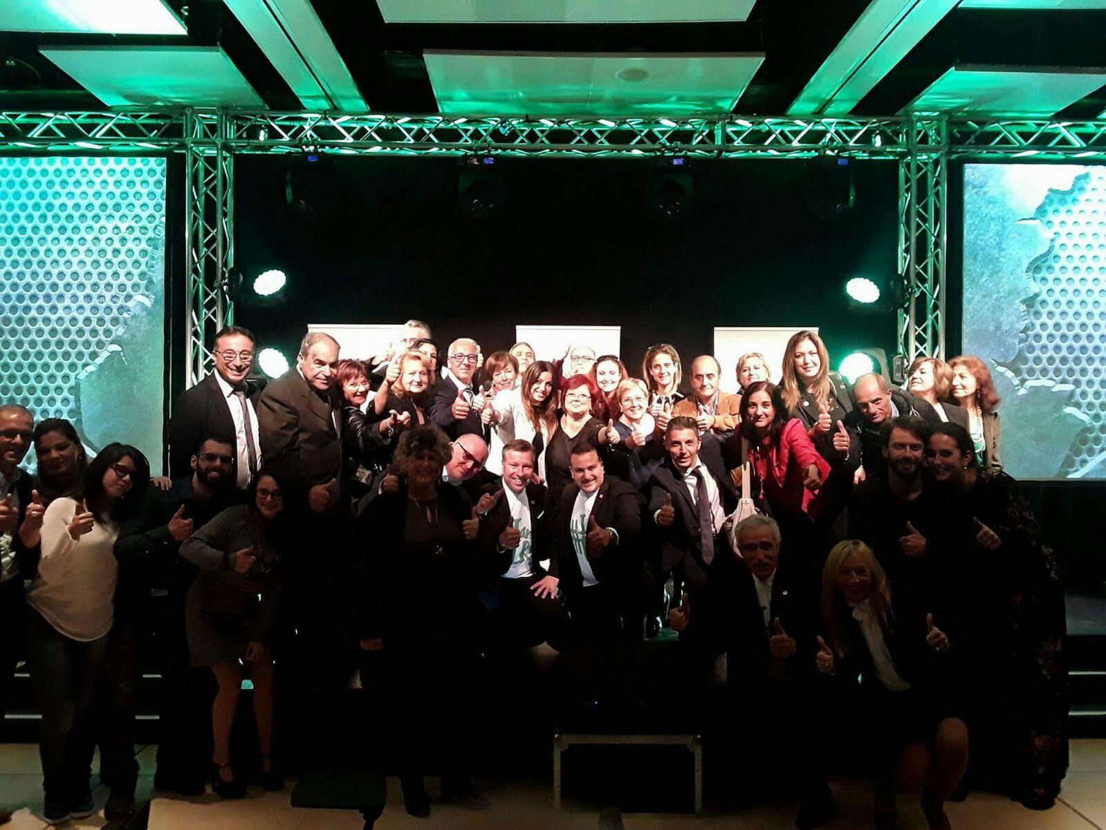 Foto di gruppo President Team